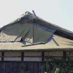 藤井寺市で雨漏り修理